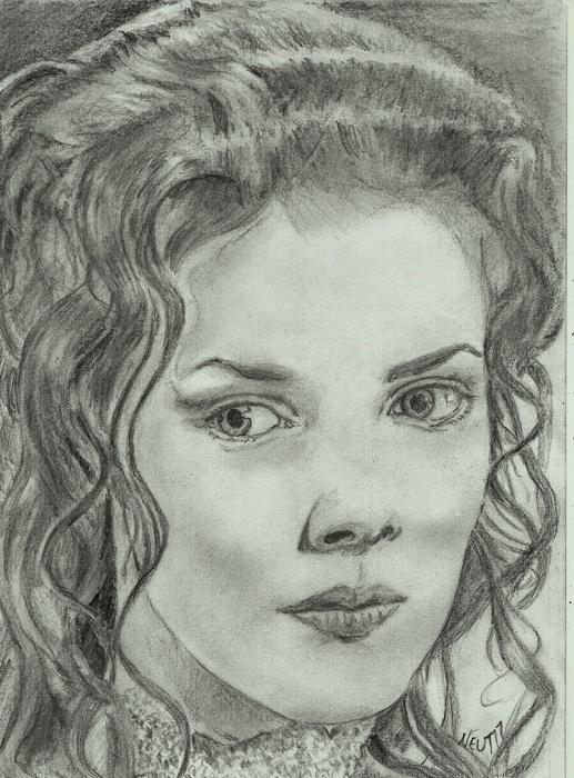 Rachel Hurd-Wood by nev777